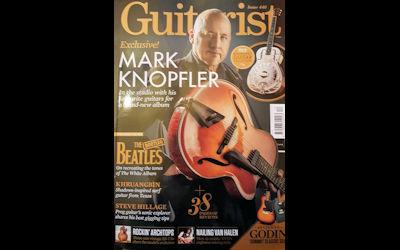 MK Fronts Guitarist