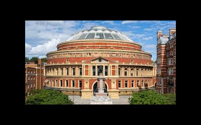 DTRW – Royal  Albert Hall