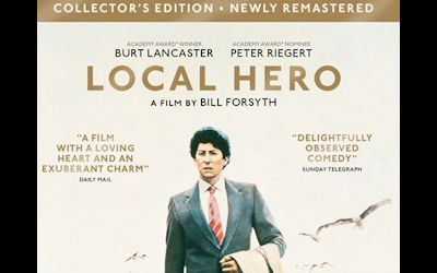 Local Hero Blu Ray DVD