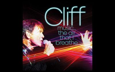 Mark on Cliff's Birthday Album