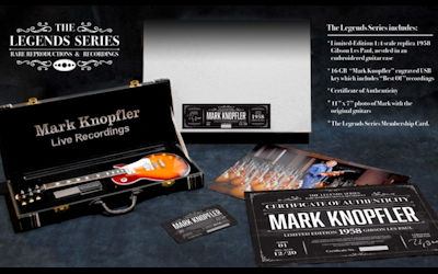 Mark Knopfler Legends