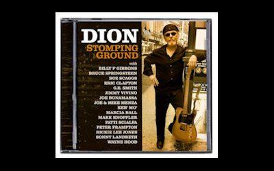 Mark on new Dion album